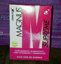 Omnilife MAGNUS SUPRIME free shipping and samples