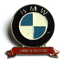 Pin Spilla BMW – 6 Wins At Spa 24 Hrs (Belgio – Circuito Spa-Francorchamps)