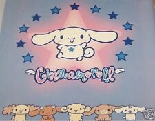Sanrio Cinnamoroll Printed Paper Book Cover. School text book. New