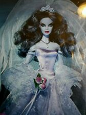 2015 Barbie Haunted Beauty Collection  ZOMBIE BRIDE  CHX12 IN Stock
