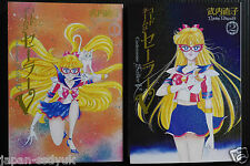 JAPAN Naoko Takeuchi manga: Codename: Sailor V Kanzen-ban 1~2 Complete Set
