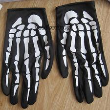 BRA estetica natale halloween halloween scheletro fantasma artiglio guanti