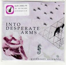(EN208) Goldheart Assembly, Into Desperate Arms - DJ CD