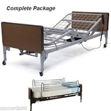 Lumex Patriot Full Electric/Low Hospital Bed *Complete Pkg*
