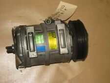 00-04 Volvo S40 OEM A/C air ac compressor pump with clutch part # 8708581