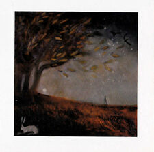 PAGAN WICCAN GREETNG CARDS Lonely Sky HARE CELTIC NATURE Goddess CATHERINE HYDE
