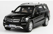 NOREV 1:18,Mercedes-Benz GL500,7 Seats SUV,die-cast models,black