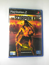 THE SCORPION KING  rise of the akkadian PS2 PLAYSTATION 2 PAL ESPAÑA