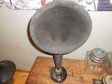 ANTIQUE RCA RADIOLA HORN LOUD TUBE RADIO SPEAKER UZ1325 PARTS REPAIR