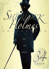 The Sherlock Holmes Collection, Vol. 1 DVD, 2016, 4-Disc Set