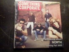 Jack's Mannequin SOMETHING CORPORATE Sampler PROMO CD