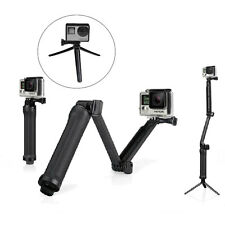 Adjustable 3 Way Bracket Hand Grip Arm Tripod Camera Mount For GoPro Hero 4 3+ 3
