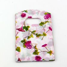Jewelry Pouches.50pcs 9X15cm   Morning Glory  Plastic Bags Jewelry Gift Bag