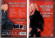 MICHELLE TORR - Olympia 2005 - 1 DVD