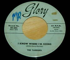 Tarriers 45 I Know Where I'm Going / Pretty Boy