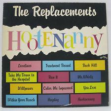 Replacements - Hootenanny LP 1983 ORIG Twin Tone R.E.M GOO GOO DOLLS HUSKER DU