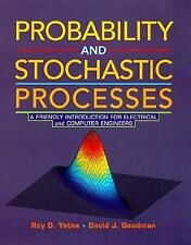 Probability and Stochastic Processes: A Friendly Introduction for Electrical and