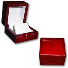 Fancy Rosewood Earring Box