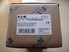 Eaton Moeller Hauptschalter P3-63/M4/SVB neu OVP