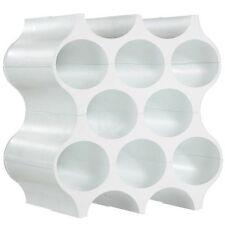 Koziol Flaschenregal Set Up Weiß
