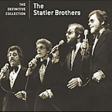 Definitive Collection - Statler Brothers (2005, CD NIEUW)