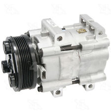 Factory Air by 4 Seasons New Ford FS10 Compressor w/ Clutch 58168