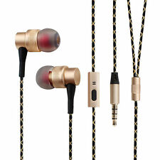 Cuffie IN METALLO 3kt38hs Snake In-Ear Headset Headphones in custodia robusta Beats Bass