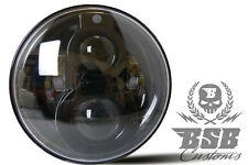 "LED SCHEINWERFER 7"" mit Zulassung FLSTF FLSTC FXSTB FLSTN Fat Boy BSB Customs"