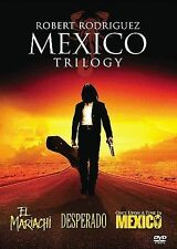 Robert Rodriguez Mexico Trilogy El Mariachi / Desperado / Once Upon A Time In M
