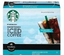 Starbucks Sweetened Iced Coffee Keurig K-Cups