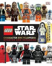 LEGO Star Wars Character Encyclopedia: Updated and Expanded : Updated and...