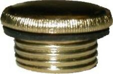 ALADDIN NICKEL PLATED  BRASS OIL FILLER CAP  N9746