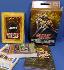 Konami YU-GI-OH Trading Card Game Structure Deck Warrior 's Triumph 40 Cards-Scatola originale