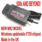 ELM327 OBD2 USB Modified Switch Forscan Elmconfig Ford Focus Mondeo Mazda