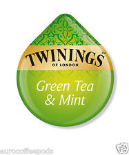 48 x Tassimo Twinings Green Tea T-disc Sold Loose