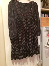 French Connection tunic top, pretty & floaty UK 16