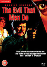 DVD:THE EVIL THAT MEN DO - NEW Region 2 UK