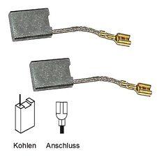 Kohlebürsten für Bosch GWS 24-300+JB, GWS 25-180+SDS+J - 6,3x16x22mm (2057)