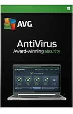 AVG ANTI VIRUS 2016 - 1 PC User for 1 Year - DOWNLOAD ONLY