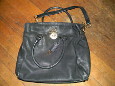 "100% Authentic MICHAEL KORS ""Lock & Key"" Leather Bag"