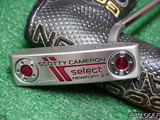 Brand New Titleist Scotty Cameron Select Newport 2.5 Putter 34 inch