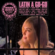 THE MARK WIRTZ ORCHESTRA AND CHORUS Latin A Go-Go LP . easy listening latin abbe