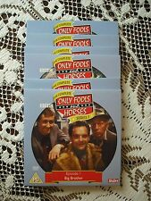 D/MAIL PROMO 6 DISC DVD SET-ONLY FOOLS AND HORSES = COMPLETE SERIES 1