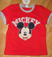 tolles Tshirt Disney Mickey Mouse  in Gr 80  von Topolino