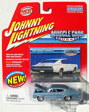 JOHNNY LIGHTNING MUSCLE CARS 1966 DODGE CHARGER 383 #9  190