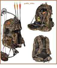 Bow Hunting Backpack Outdoor Pursuit Brushed realtree Xtra 2700 Cubic Inch Camo