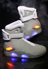 BACK TO THE FUTURE II Marty McFly Basket Shoes Rare ALL SIZE TOUTE TAILLE NEUF