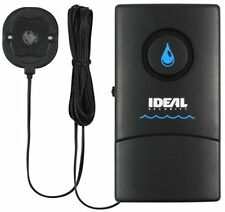 Flood, Water & Overflow Alarm (Black) New