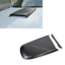 Car Hood Scoop Vent Bonnet Cover Air Flow Intake For Ford Mustang 05-09 GT V8