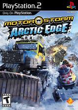 Motorstorm: Arctic Edge PS2 New Playstation 2